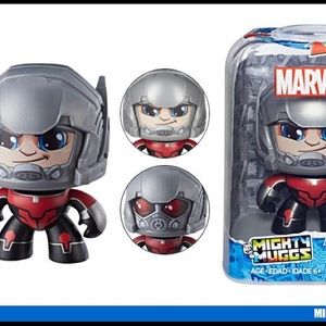 MIGHTY MUGGS. Marvel's Antman. NWT. Toy